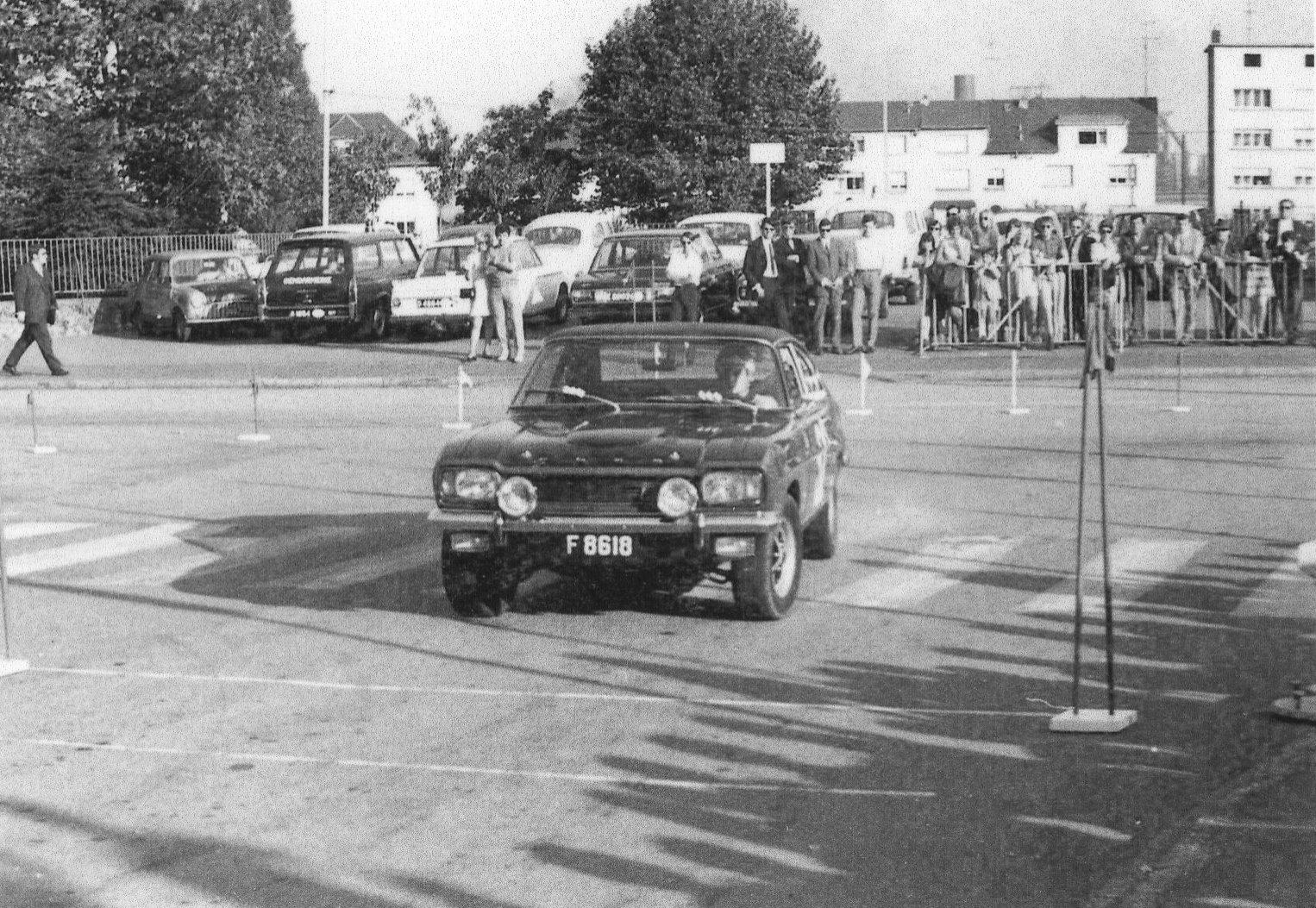 1971 Ford Capri GT 2300