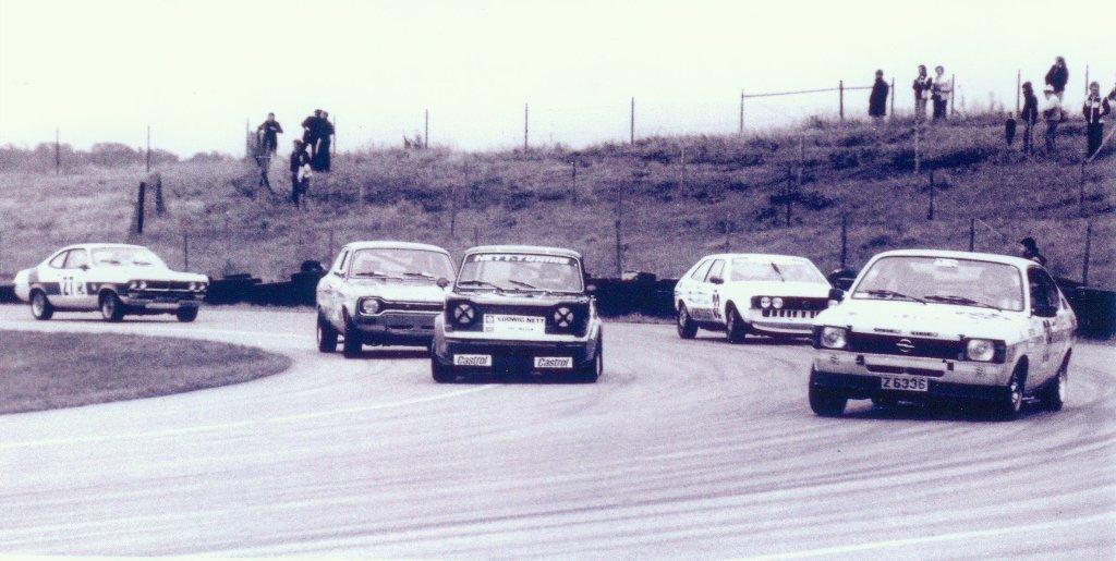 1978 Goodyear Opel Kadett GTE