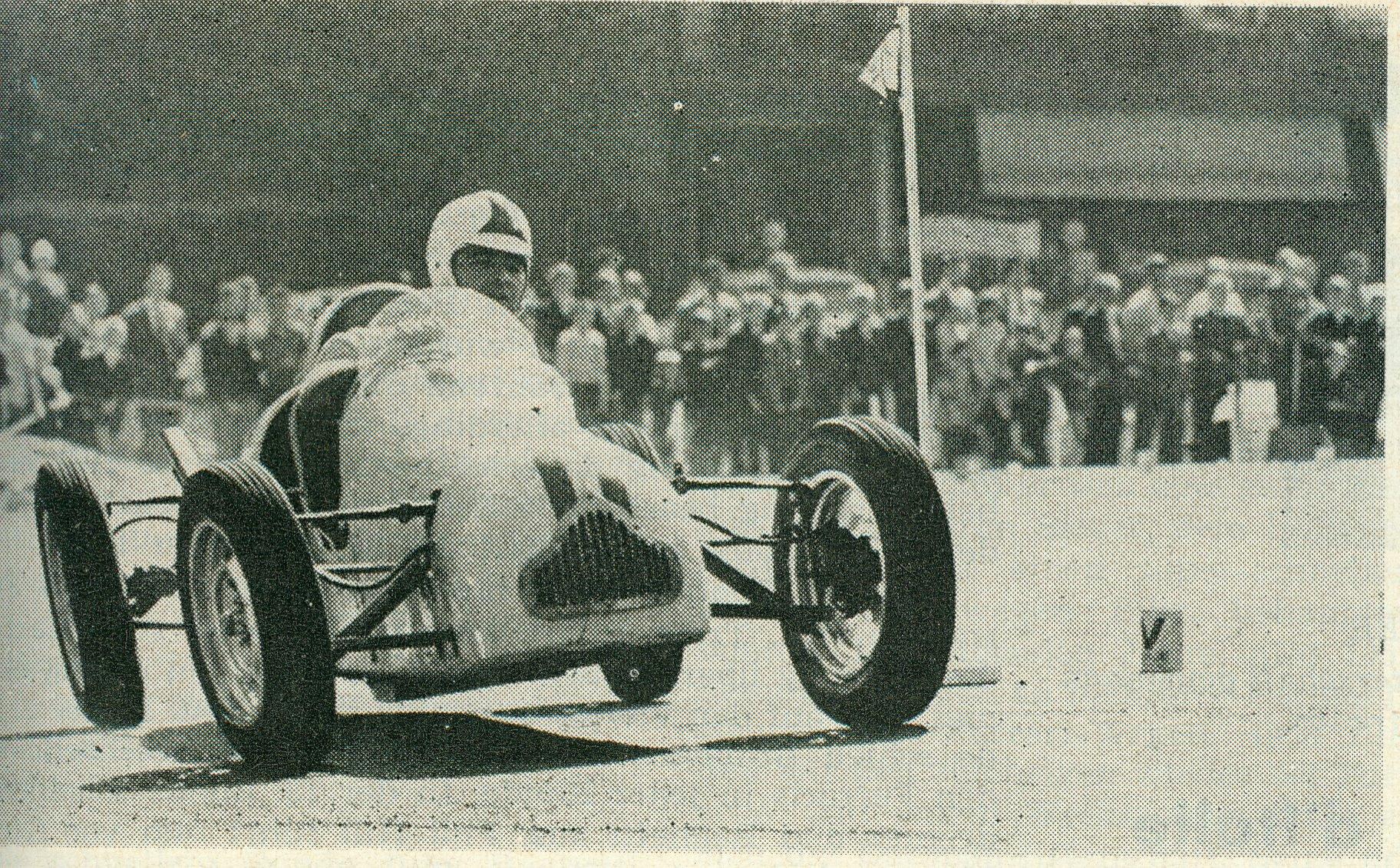 1961 Nic Koob auf Zig-Jap