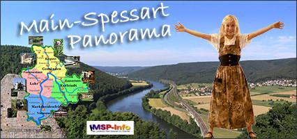 Spessart-Panorama