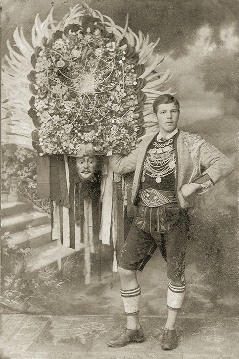 """""""Kastn-Tuxer"""" von Weissnicht Lorenz"""