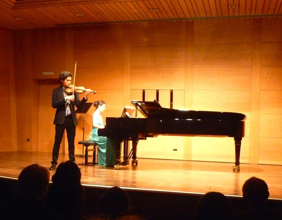 Munich Gasteig with Iskandar Widjaja July 2014