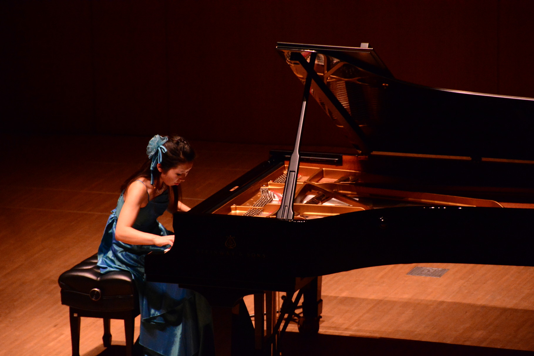 Philia Hall Recital September 2014