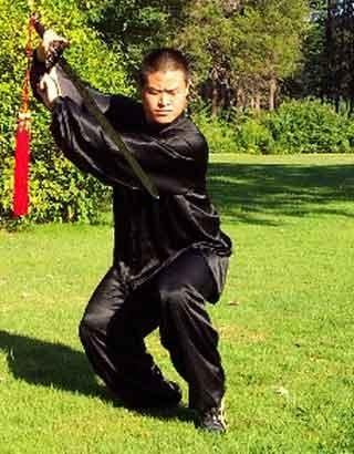 Grand Master Wang Haijun