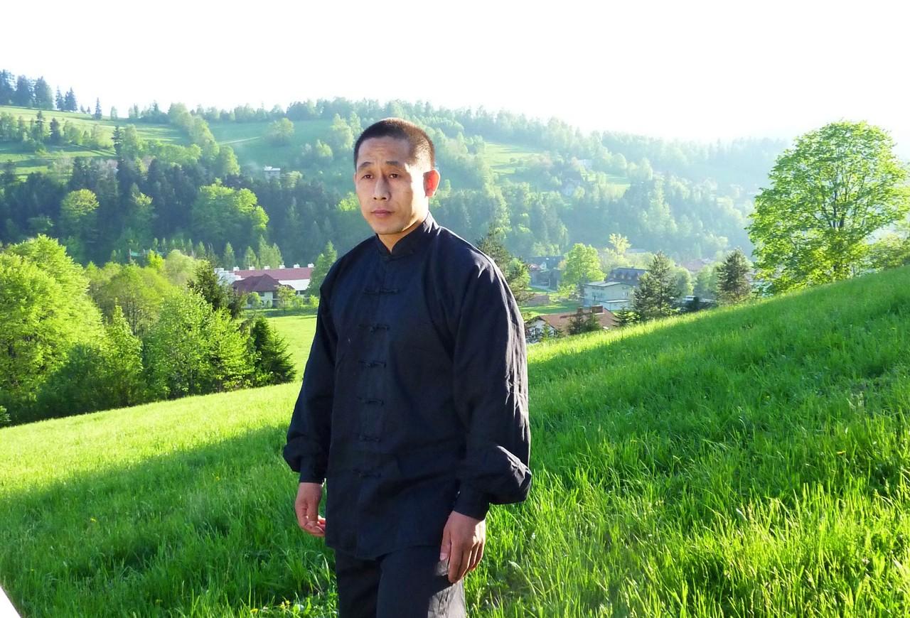 20th Generation Taijiquan Master CHEN Ziqiang