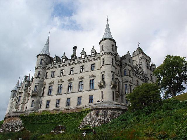 Castello di Dunrobin - foto di Roberta Inverardi