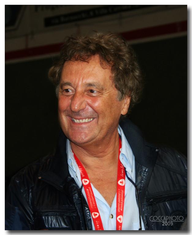 Enzo Iacchetti (Trofeo Aido 2009)