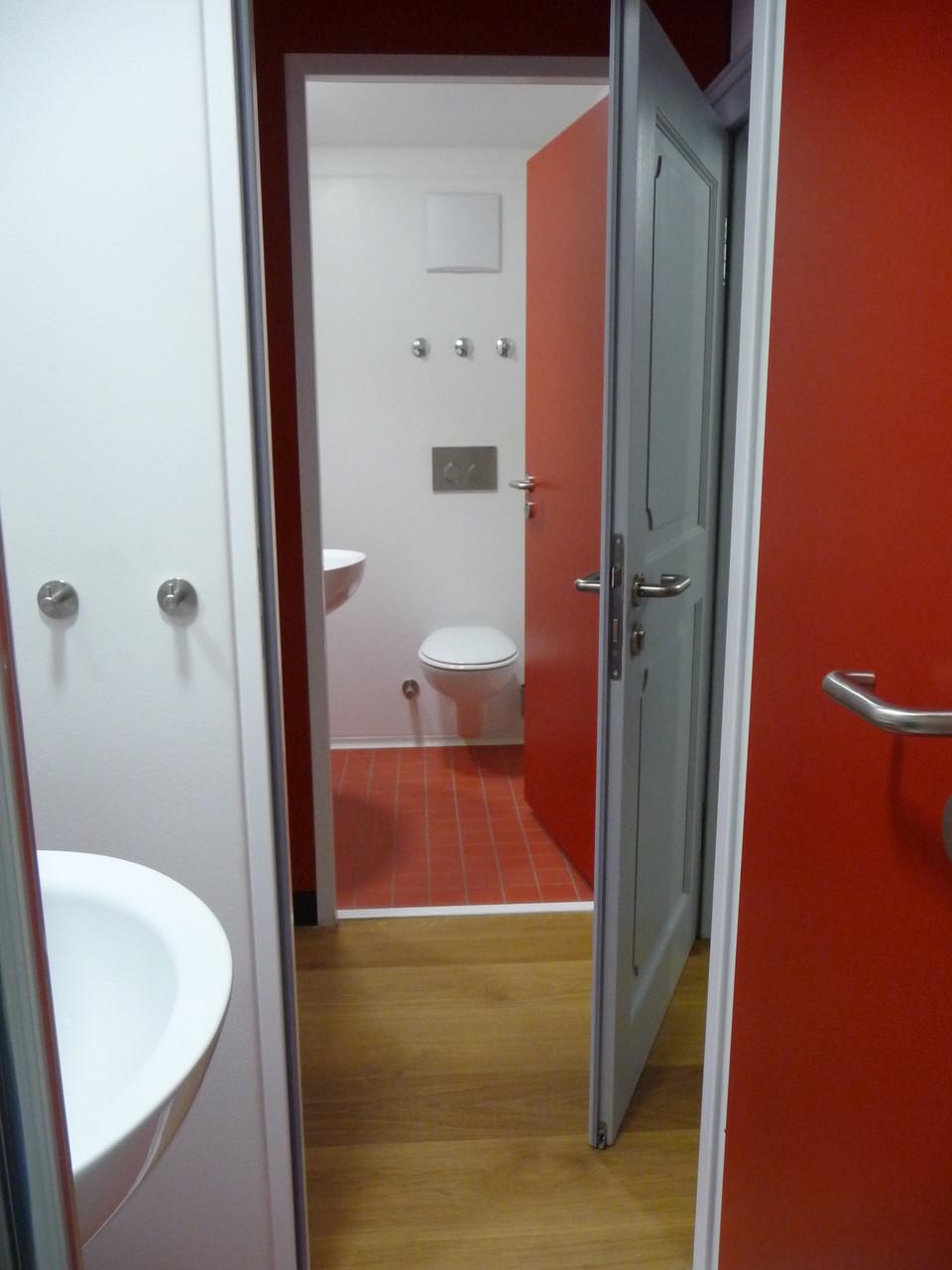 Zimmer mit Dusche & WC