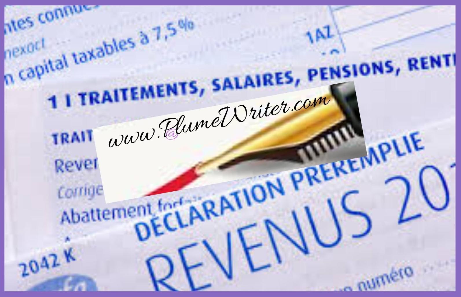 Aide déclaration d'impôt