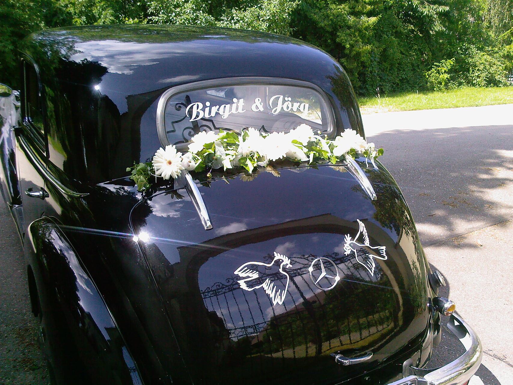 kurzfristige Folienveredlung für Hochzeiten