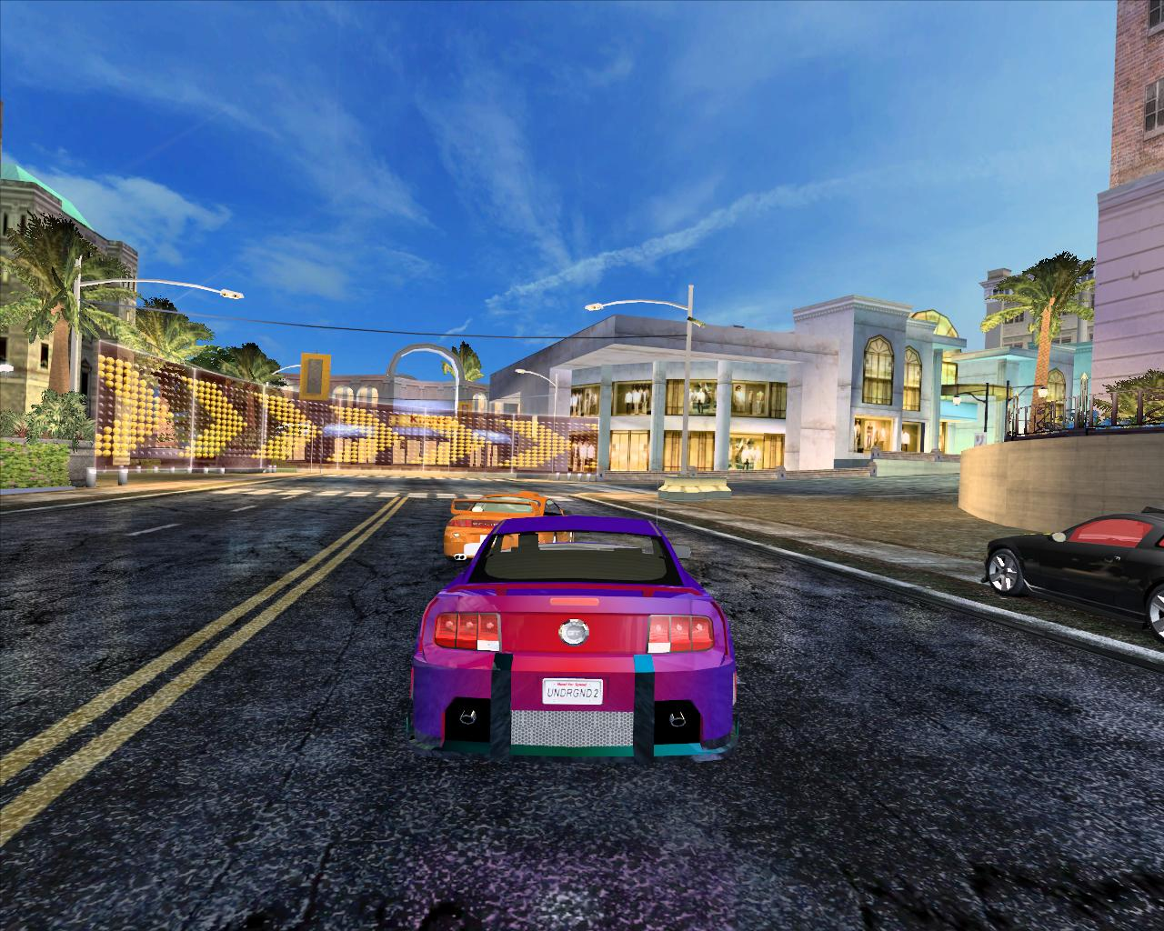 NFS Underground 2 - The Other Side