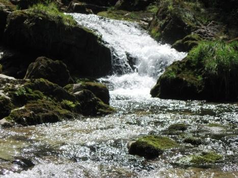 Nr.27 Rock Water, Wasser aus heilkräftigen Quellen