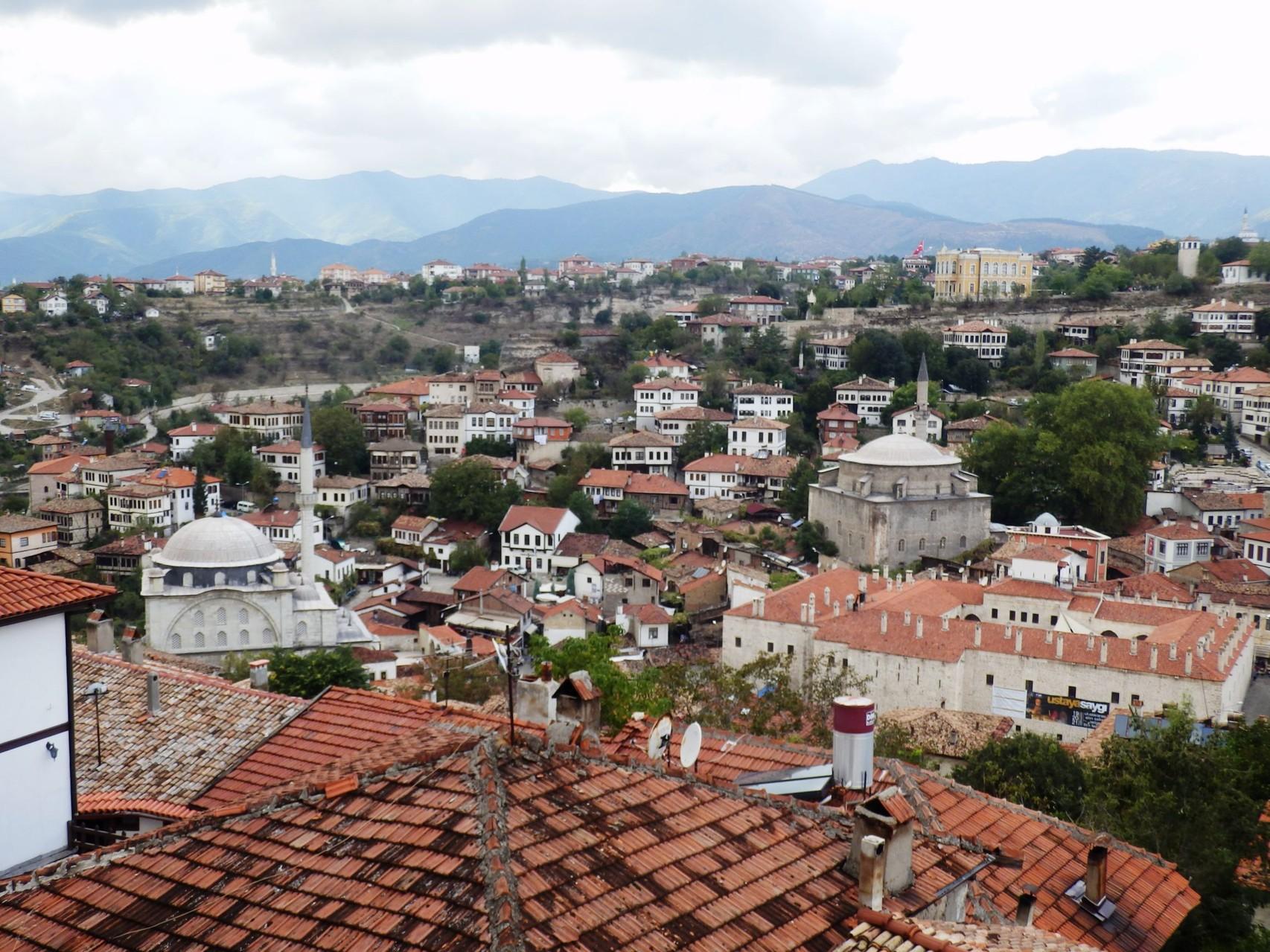 stadsgezicht Safranbolu