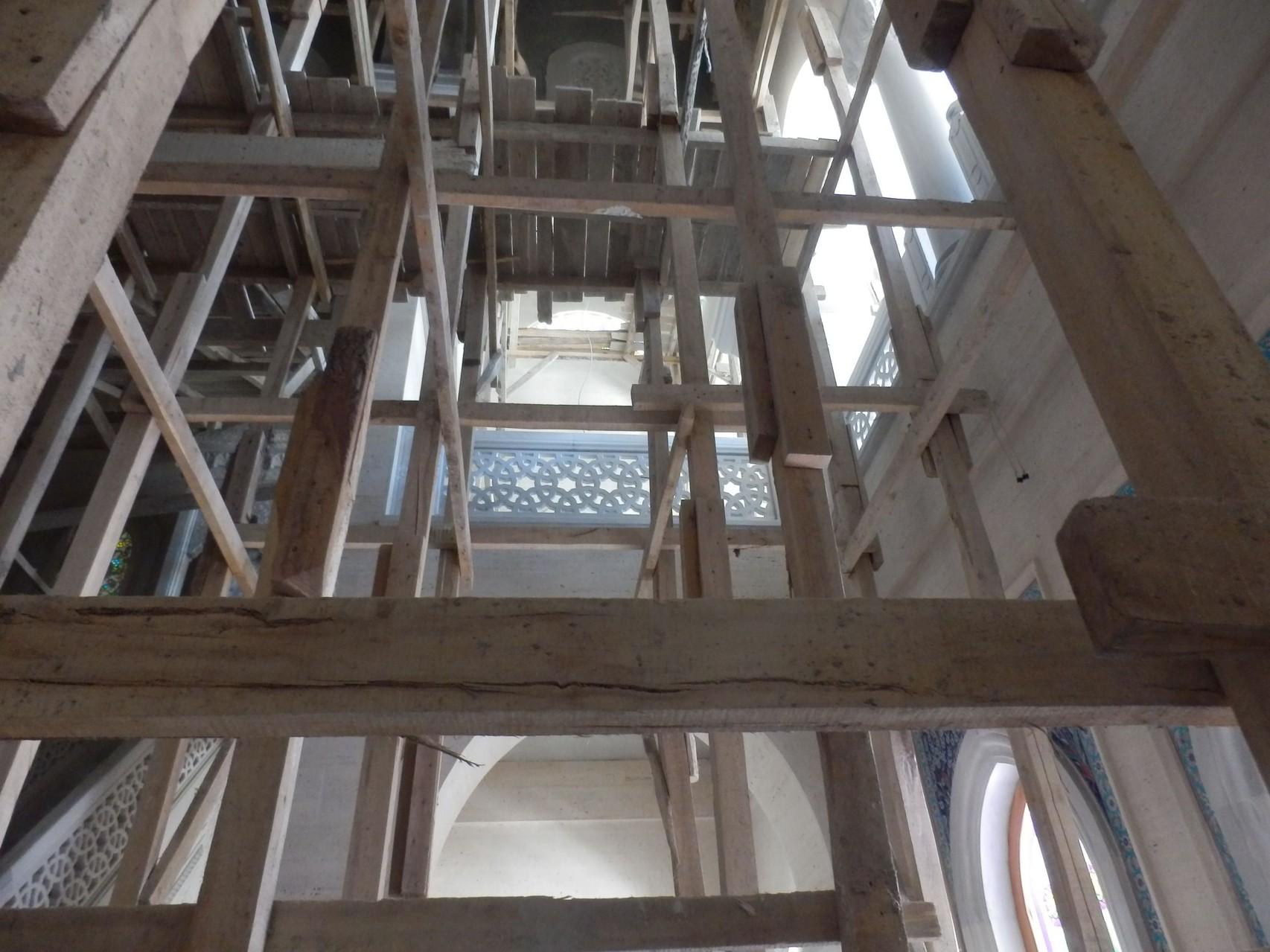 Vier verdiepingen hoog