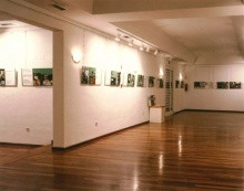 Sala de exposiciones Juan Bravo. Segovia.
