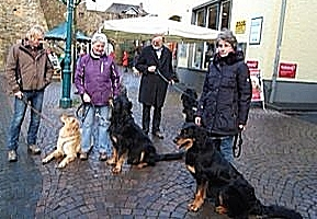 Booker Bleik, Booker, Bastian und Baki