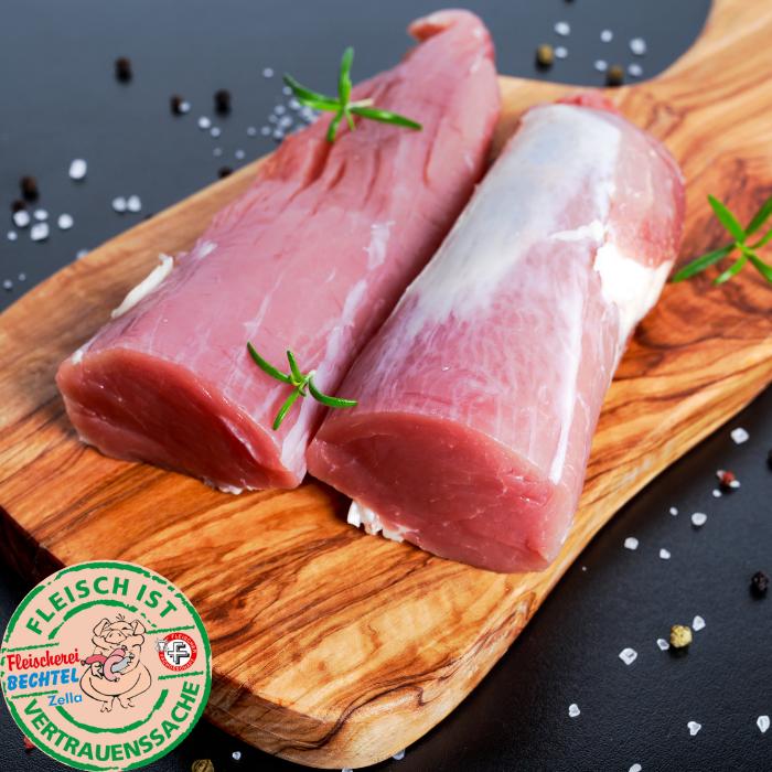 Teilstücke Schweinefleisch: Filet