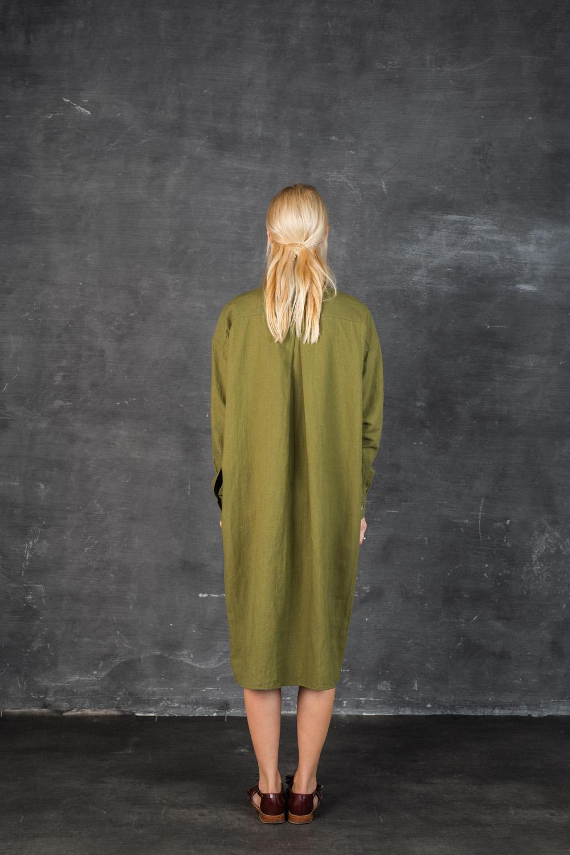 Back: 432/Martini olive