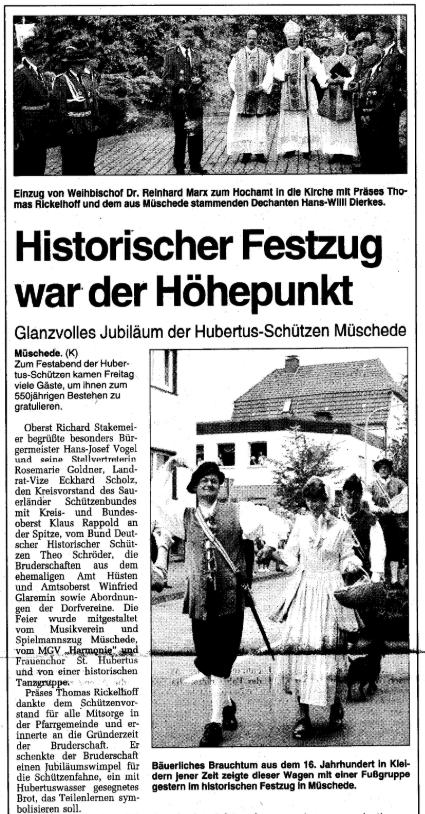 Westfälische Rundschau 05.06.2000