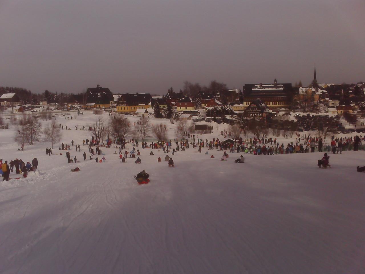 Rodeln + Ski