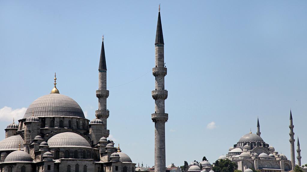 Sinans berühmteste Moschee