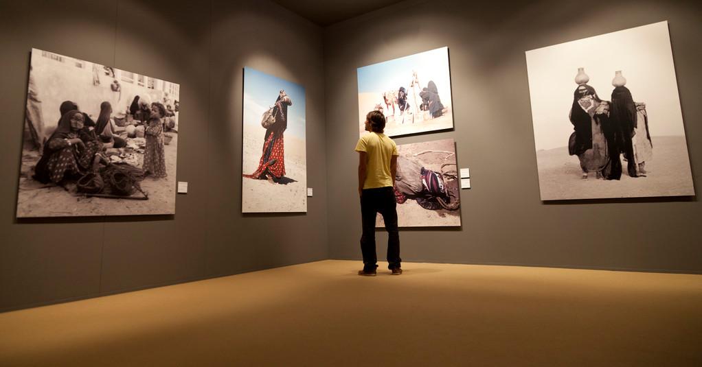 Fotoaustellung 40 Jahre Emirates