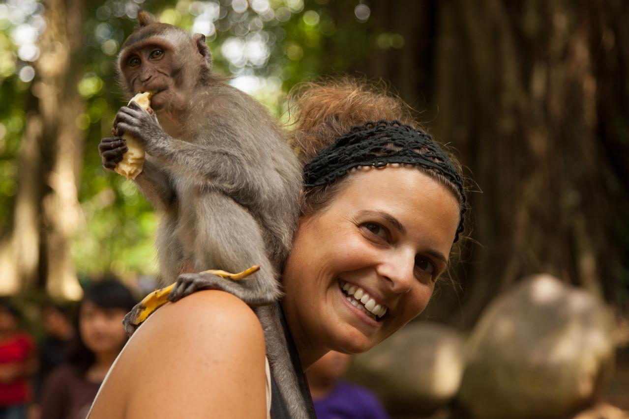 Nina & die Affen Teil 1