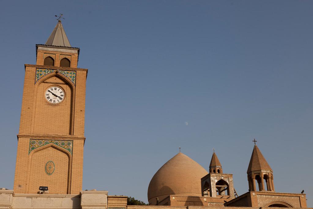 armenische Kirche in Esfahan