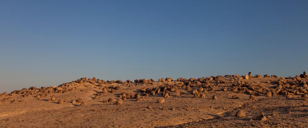 der Steingarten von Duqm