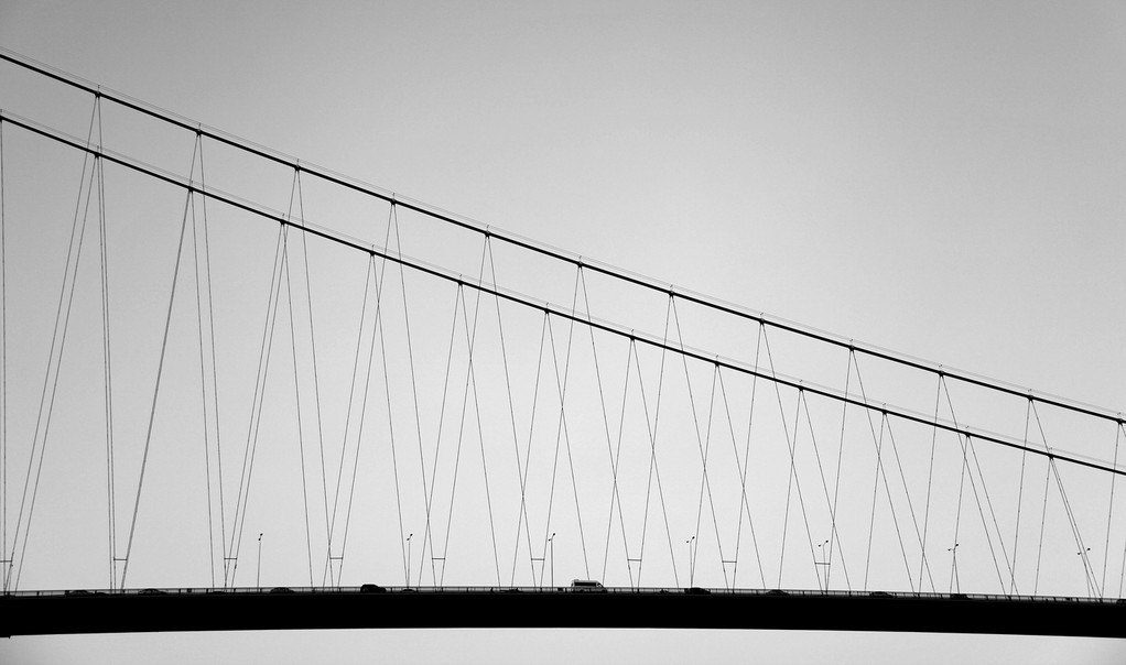 Die Bosporusbrücke