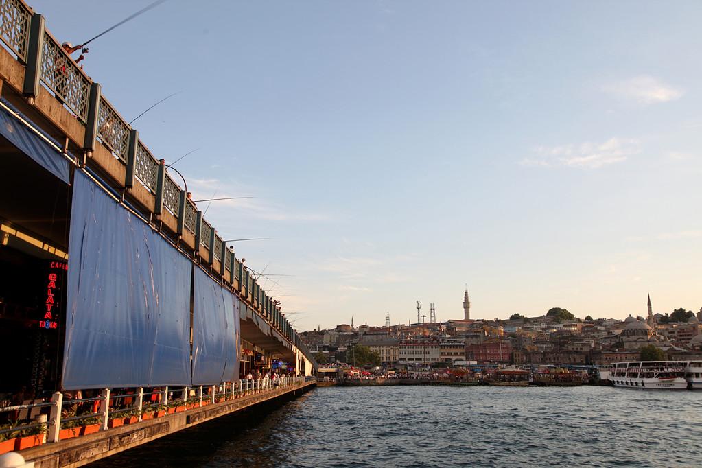 ...unser Lieblingsplatz in Istanbul