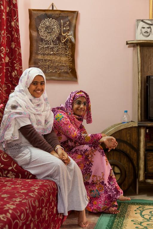 Mohammeds Schwestern