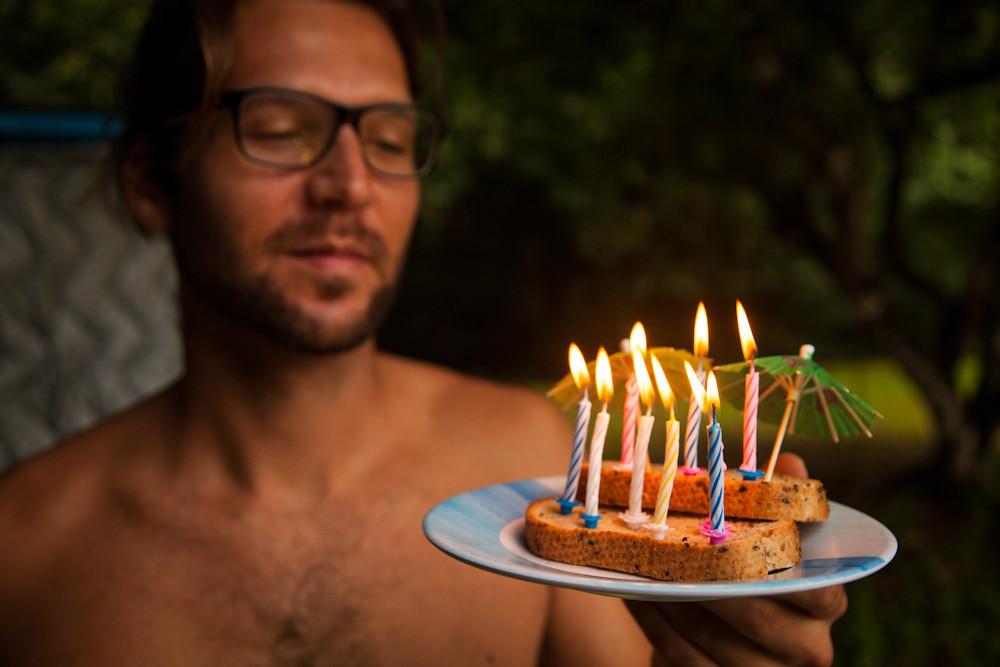 Geburtstag im Taman Negara