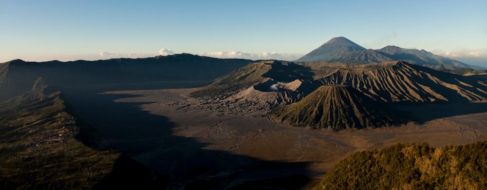 ...ist einer der aktivsten Vulkane Javas