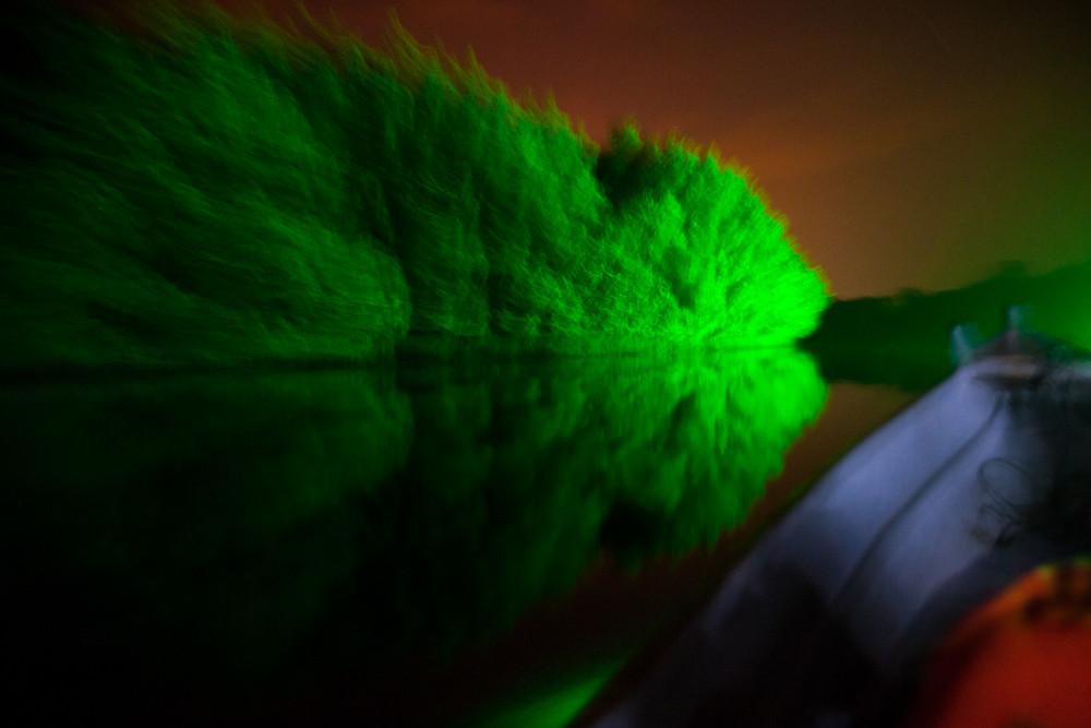 Bootsausflug zu den Glühwürmchen