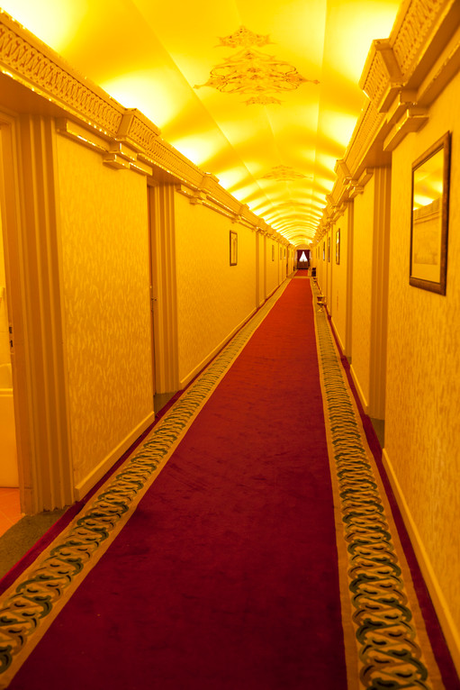 ...das Hotel Abbasi
