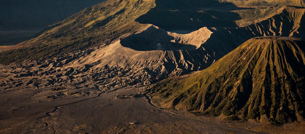 der Gunung Bromo...