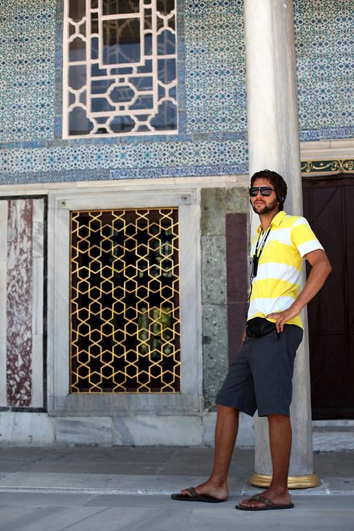 ...in die Welt der Sultane und Prinzessinnen