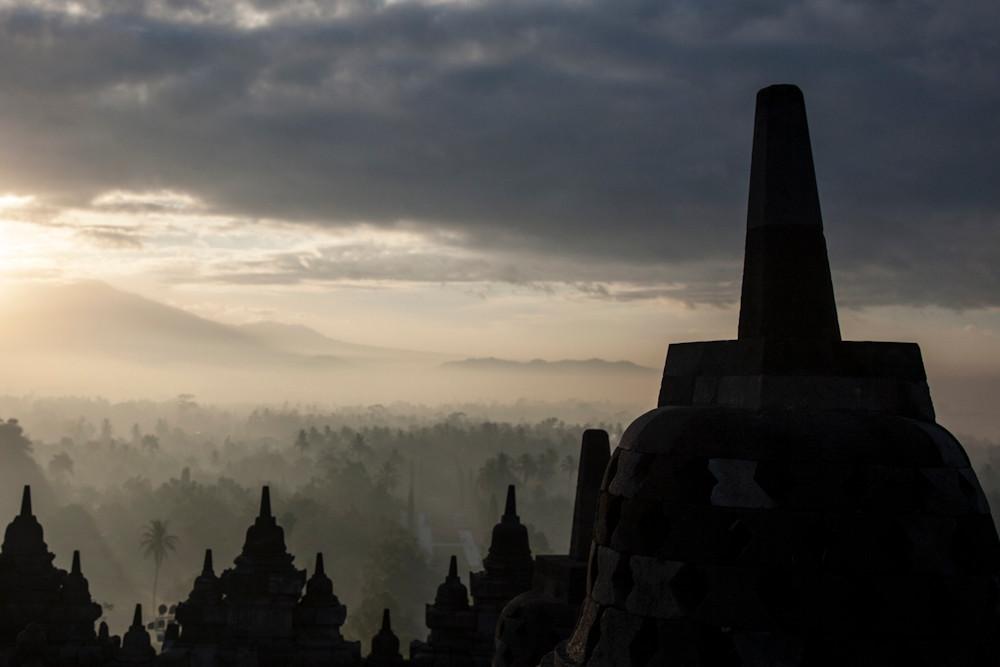 72 Stupas...
