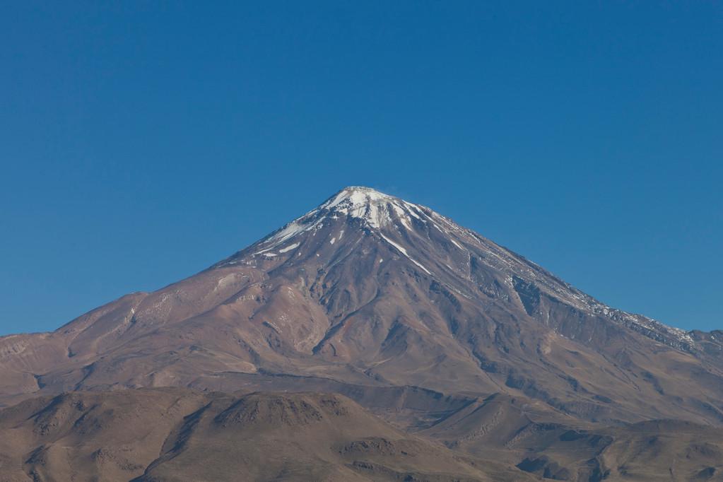...der höchste Berg des Landes