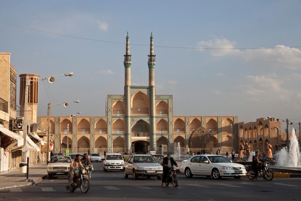 die Amir Chakmak-Moschee