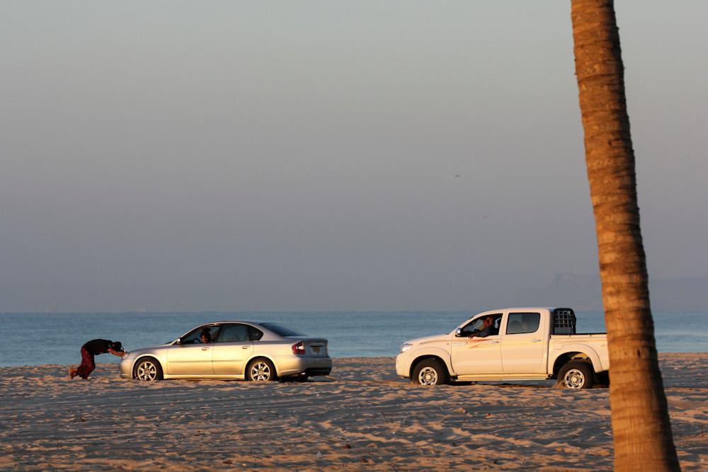 alltägliches Bild in Oman...