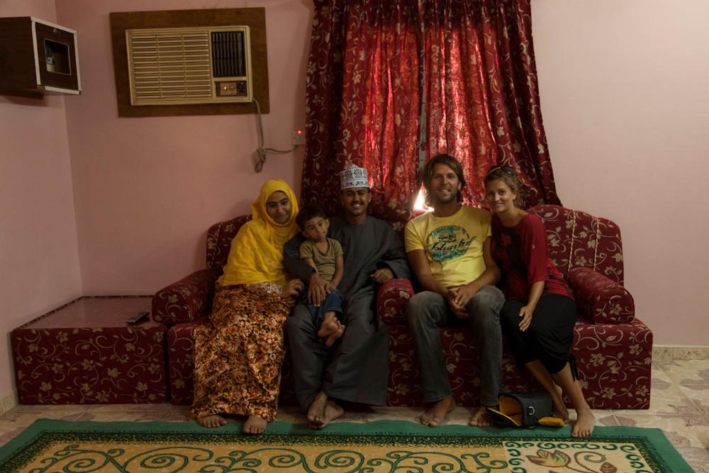 Khadija, Sultan & Mohammed