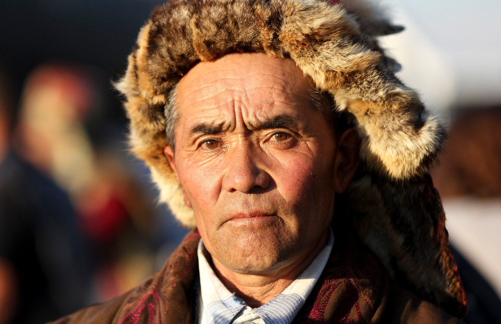 ...der Mongolei...