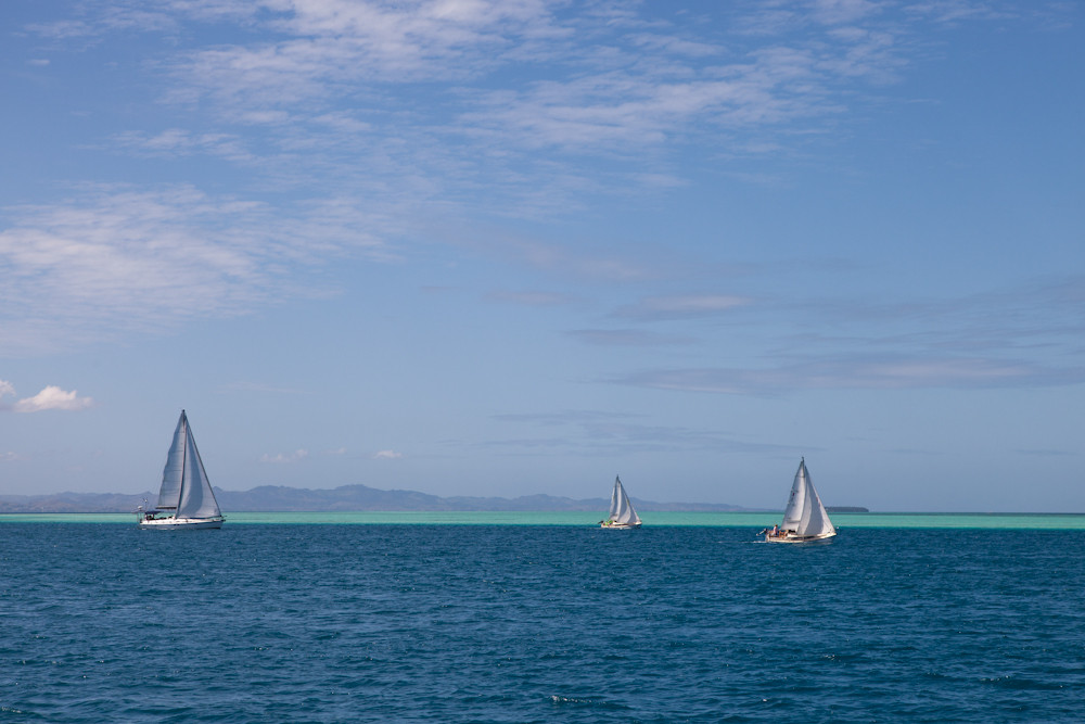 an der Fiji Regatta Week