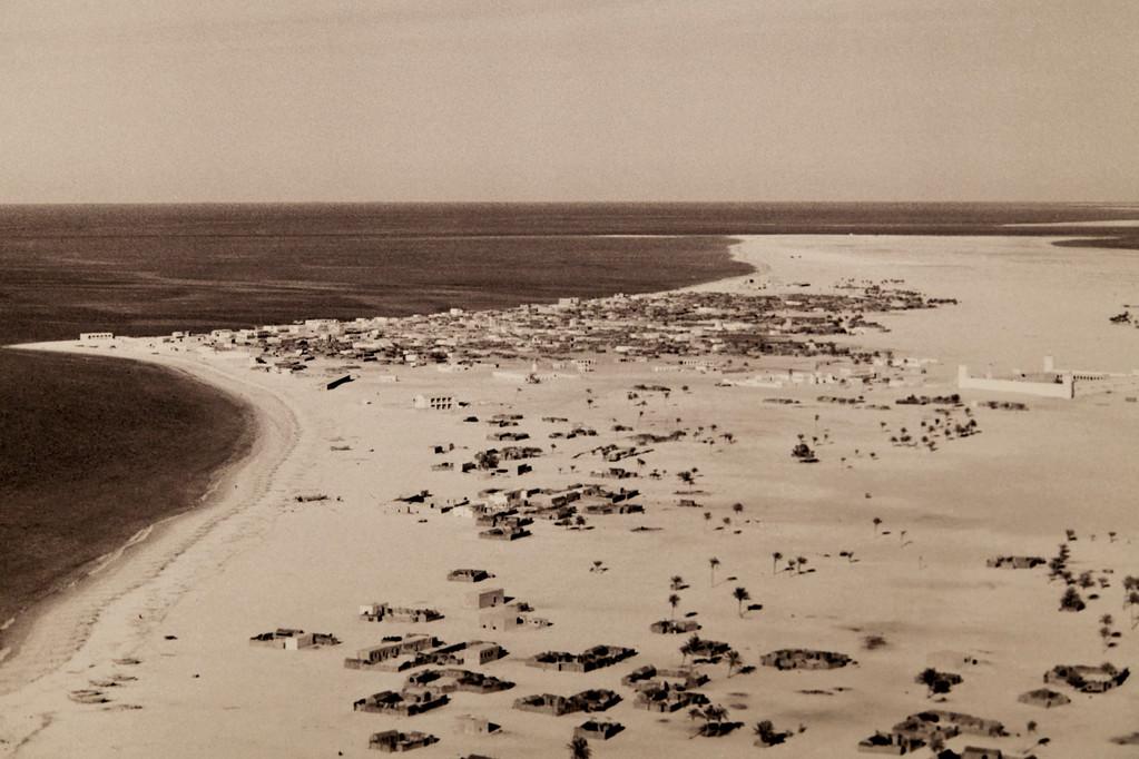 Abu Dhabi vor 40 Jahren