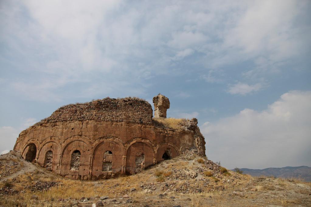 alte georgische Kirche