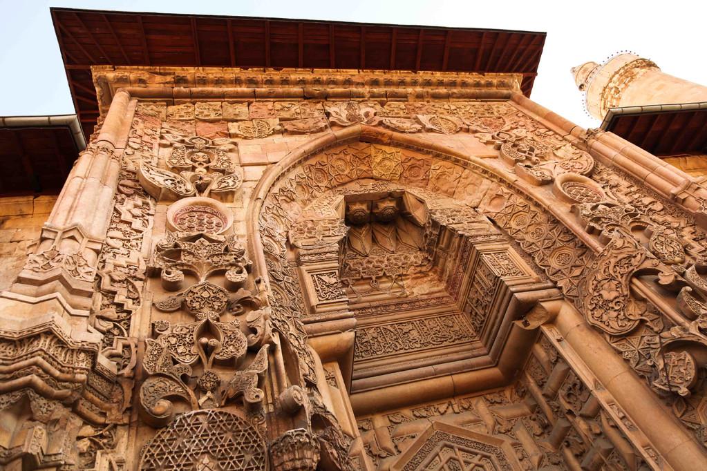 Seldschukische Moschee in Divrigi