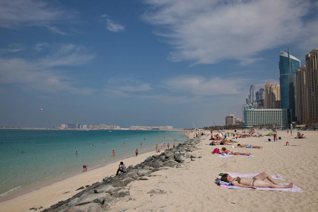 die Traumwelt Dubai