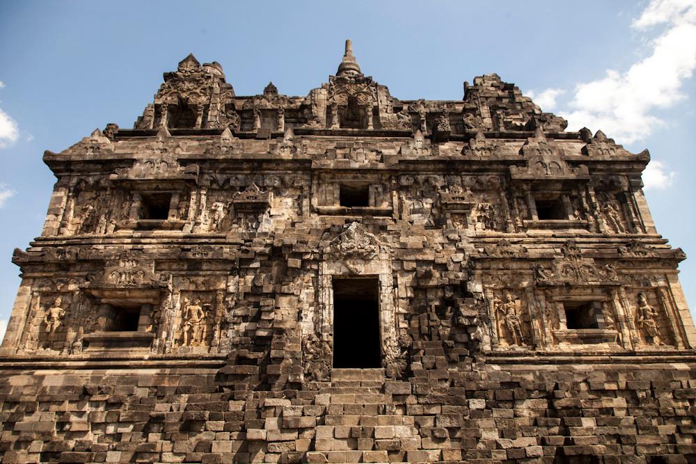 hinduistische Tempelanlage